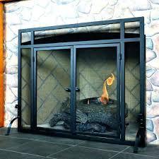 masonry fireplace glass doors black fireplace door fireplace doors black furniture cool glass door brackets with