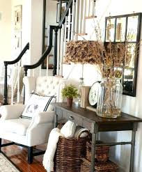 modern farmhouse decor living room home decorating ideas gorgeous with brown couch farmhou