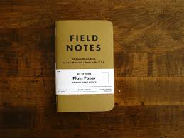 Field Note Wonder Pens Field Notes Pack Of 24 Original Notebooks Plain 7