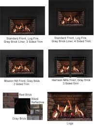 archgard dv31 direct vent gas fireplace insert