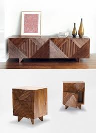 unique wooden furniture designs. furniture designer rosanna ceravolo at design made trade in melbourne recently and were instantly smitten by the detailed pattern texture her unique wooden designs a