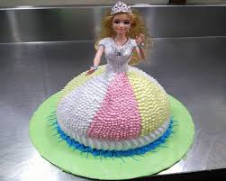 Afters Barbie Doll Cake Afters Cakes Palarivattom Kakkanad
