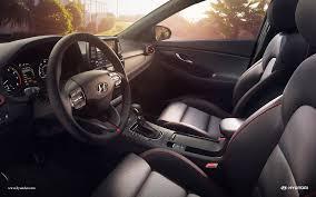 2018 hyundai elantra interior. perfect elantra 2018 elantra gt sport black leather interior in hyundai elantra a