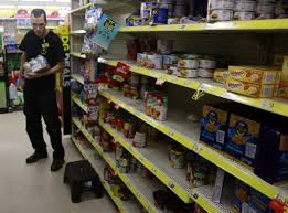 Pee Dee Grocery Store Managers Say Customers Getting Ready For Storm