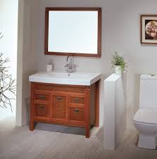 stylish modular wooden bathroom vanity. Plain Vanity Stylish Modular Wooden Bathroom Vanity Featuring White Bath Sink  Inside O