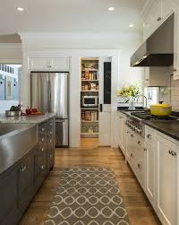 Kitchen corner pantry designs kitchen traditional with single bowl