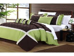 brown and lime green bedding sets sage green and brown bedding green and brown  bedding new