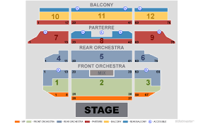 The Venetian Theatre Las Vegas Seating Chart Earth Wind Fire Tickets Earth Wind Fire Concert