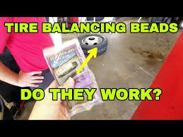 Bb Tire Balancing Chart Do Balancing Beads For Dually Tires Really Work My Experiment