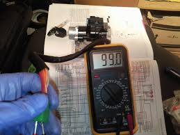 ignition switch anti theft resistor tls if you have a haynes manual which has useful colour wiring diagrams in the electrical section it will probably show you i have the haynes at home but i m