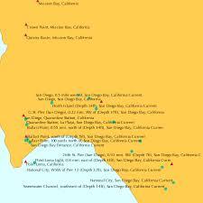 San Diego Tide Chart San Diego San Diego Bay California Tide Chart