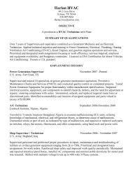 hvac technician sample resume httpexampleresumecvorghvac technician hvac technician sample resume