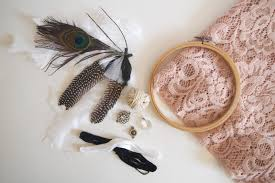Materials To Make Dream Catchers Gorgeous DIY A Pretty Easy Dreamcatcher
