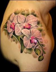 тату орхидея 100 лучших идей на фото эскизы значение