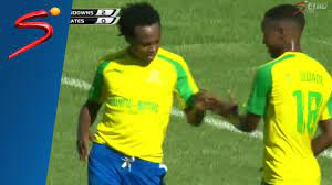 Sundowns had chances to add to their advantage, including maboe hitting the outside of the post from a glaring opportunity, but ultimately they ran out comfortable and classy winners. Mamelodi Sundowns 6 0 Orlando Pirates Crowd Trouble Affects Feed Youtube