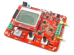 signal generator dds 0 5mhz arduino at the right electrokit