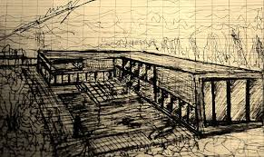 architecture buildings drawings. Freehand Drawings. Drawings Sketching Architecture House Buildings R