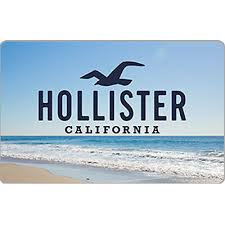 Hollister Co. Gift Card - $25 $50 or $100 - Email delivery | eBay