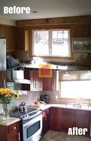 Bargain Outlet Kitchen Design Kitchen Makeover By John W Erie Pa This Is A Total