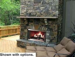majestic inch outdoor radiant stainless steel regarding outdoor wood burning fireplace ideas outdoor wood burning fireplace kits australia