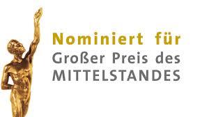"""Bonda Nominiert Für """"Großer Preis Des Mittelstandes"""" 2016"""