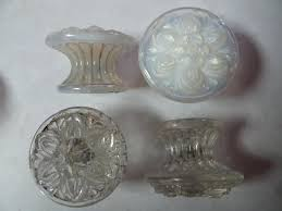 glass knobs and pulls antique drawer pull glass door knobs and furniture pulls