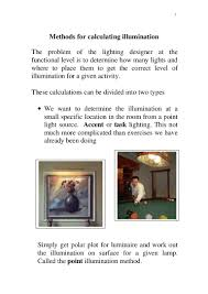 How To Measure Light In A Room How To Measure Illumination