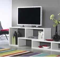 Modern White Tv Stand Design Ideas With Grey Wall Paint Color For Perfect TV  Stand Ideas With Modern Design   Living room   Pinterest   Tv stand designs,  ...