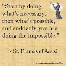 Francis Of Assisi Quotes Inspiration Quote From St Francis Of Assisi Quotes
