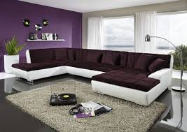 73 Kreativ Wohnlandschaft Lila Zweisitzer Sofa