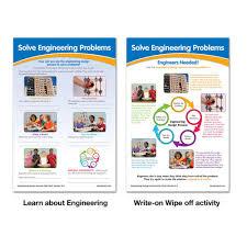 Amazon Com Eta Hand2mind Stem Engineering Design Process