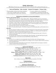 Cover Letter Retail Sales Associate Job Description For Resume