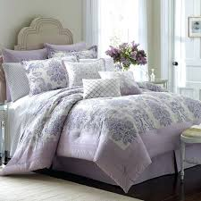 purple and grey bedding lavender queen comforter sets from bed bath beyond awesome gray dark purple and grey bedding
