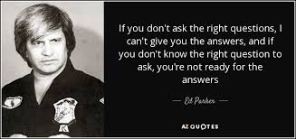 Image result for ask right question quote
