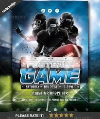 football flyer templates full details of american football flyer template for digital design
