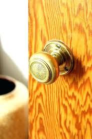 remove old door knob replacing interior door knobs old door hardware replacement parts antique interior door