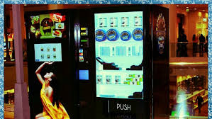Modern Vending Machines Dubai Stunning Gourmet Vending Machine Dispenses Fresh Caviar And Escargot For A