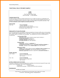Example Of Management Skills Top Skills For Resume 9 Skills And Abilities Resume Example Cv For