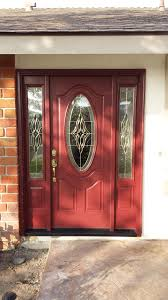 double front door with sidelights. Best Change Things Up Replace Your Double With A Large Single Pic Of Front Door Sidelights