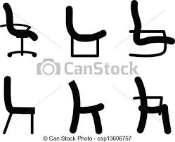 rocking chair silhouette. Wonderful Silhouette Chairs Silhouette  Six Black Of Chair On White On Rocking Chair Silhouette