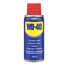 Смазка <b>универсальная WD</b>-<b>40</b> антикоррозионная 100 мл купить ...