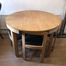 argos round table chairs high wycombe