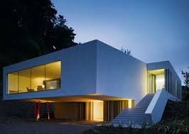 Minimal House in County Wicklow, Ireland