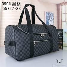 Mens Designer Duffle Bags 2019new Large Capacity Mens Womens Travel Bag Famous Classic Designer Sale High Quality Mens Shoulder Bag With Carry Luggage