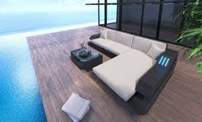 Modern Outdoor Furniture Los Angeles Simple Patio Sofas Couches Sofa Dreams