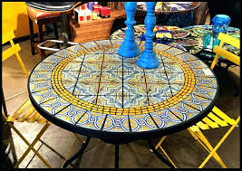 mosaic table top tab mosaic kitchen table top diy glass mosaic together with contemporary dining table