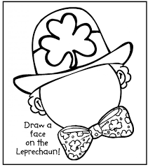 Free Printable Saint Patrick Coloring Pages Milwaukeepaindoctors