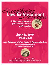 Law Enforcement Marriage Workshop Fraternal Order Of