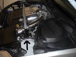 keep blowing taillight fuse my350z com forums the harness goes underneath the air filter and to the headlight it was rubbing against the metal box which was causing the short