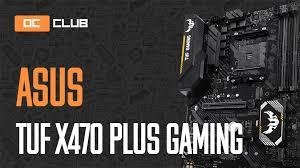 Обзор <b>материнской платы ASUS TUF</b> X470 Plus Gaming. Самая ...